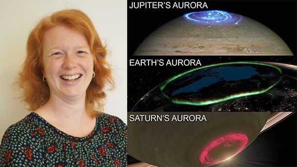 'Auroral Emissions Through the Solar System' @ Zoom Video Conference