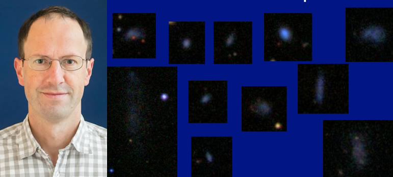 'Galaxy populations and the colour of the Universe' @ Cavendish Road Primary School