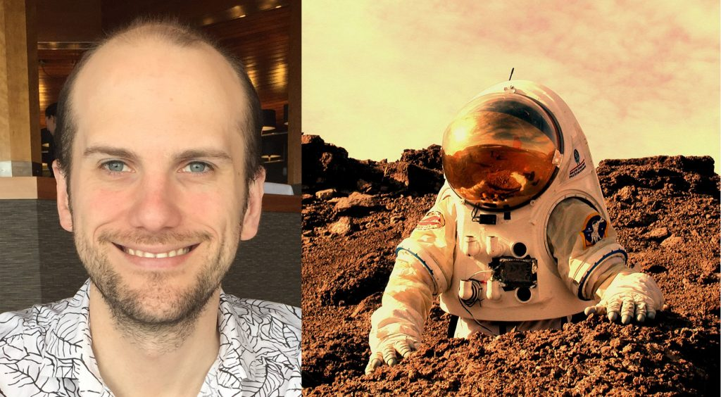 'How We'll Live on Mars' @ Zoom Video Conference