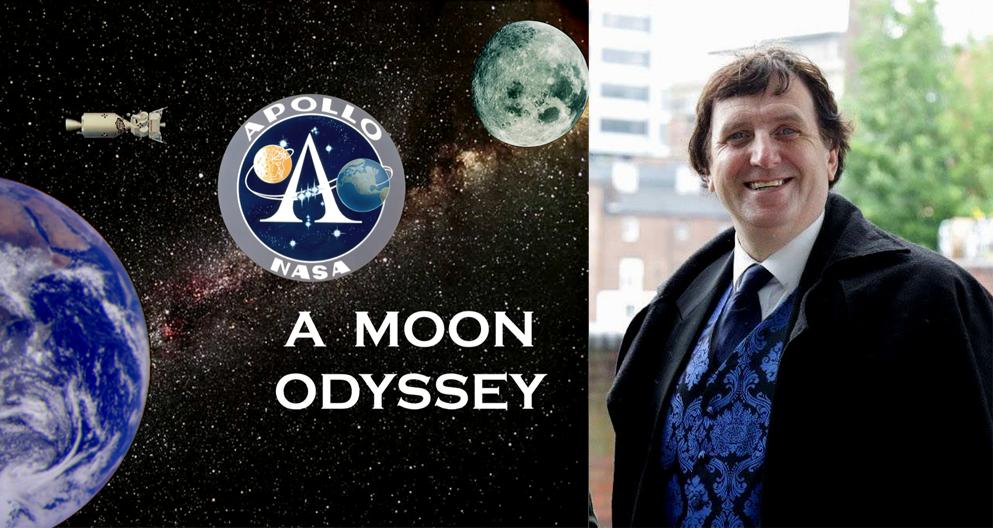 'Apollo: A Moon Odyssey' @ Cavendish Road Primary School