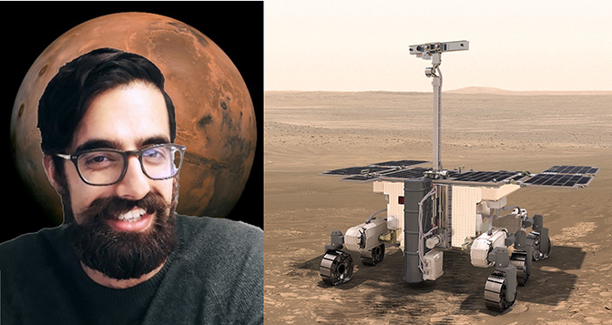 'The ExoMars 2022 Mission' @ Zoom Video Conference