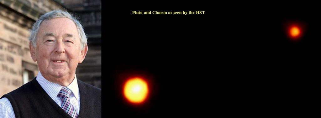 'The Pluto Story' @ Cavendish Road Primary School