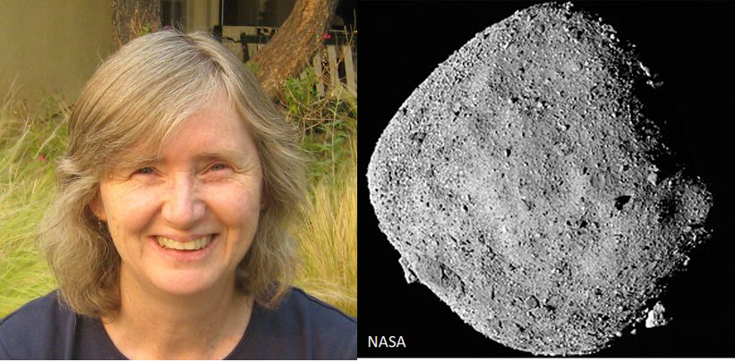 'The Wonders of Asteroids' @ Cavendish Road Primary School